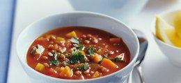 Lentejas con verduras Thermomix
